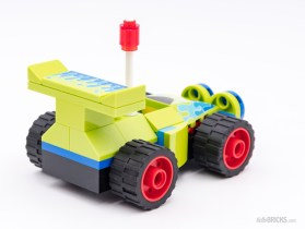 REVIEW LEGO 10766 Woody & RC Toy Story 4
