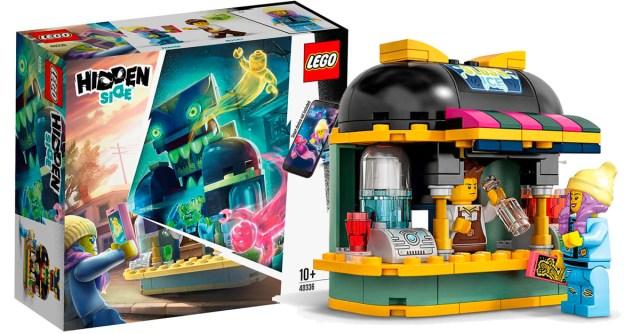 LEGO 40336 Newbury's Juice Bar Hidden Side