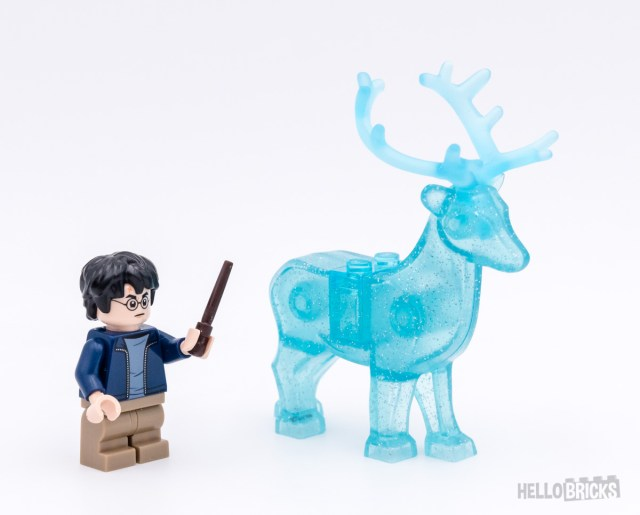 REVIEW LEGO Harry Potter 75945 Expecto Patronum