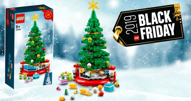 LEGO 40338 Christmas Tree Limited Edition