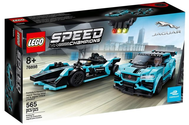 LEGO 76898 Jaguar 2020 Speed Champions