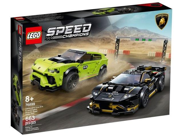 LEGO 76899 Lamborghini 2020