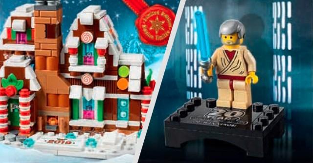 2019 GWP LEGO 40337 30624