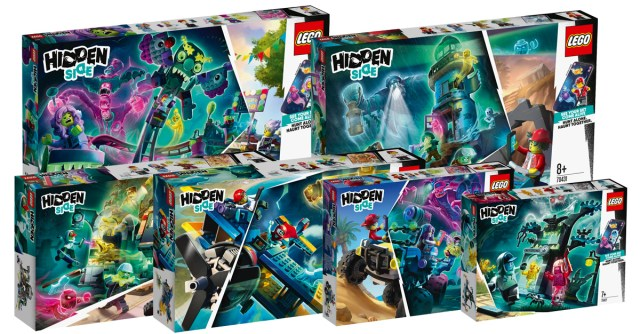 LEGO Hidden Side 2020