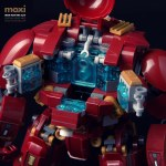 LEGO Hulkbuster Iron Man Mark XLIV Armor