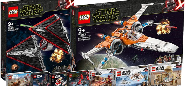Nouveautés LEGO Star Wars 2020
