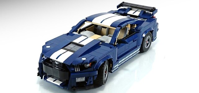 LEGO 10265 OSM Ford Mustang Shelby GT500