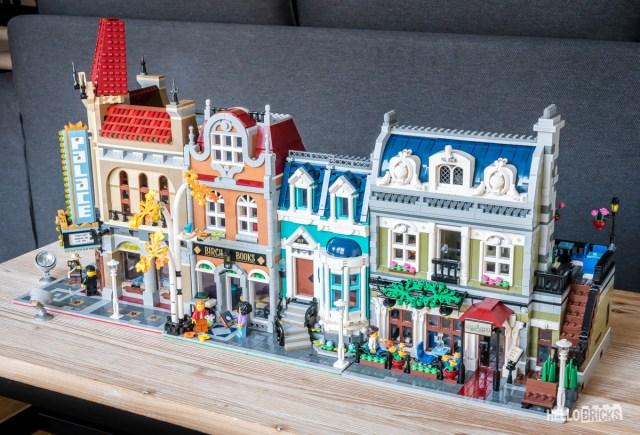 LEGO 10270 Modular Bookshop