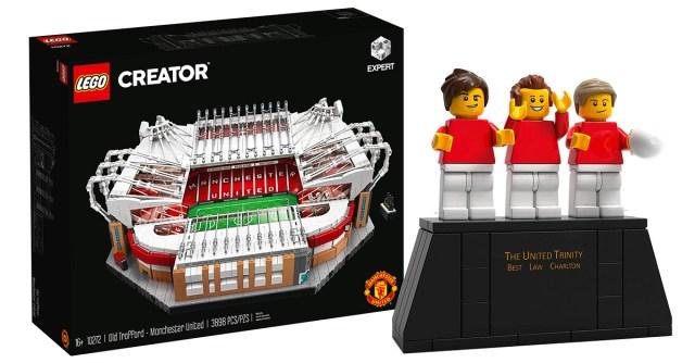 LEGO 10272 Old Trafford Manchester United 5006171