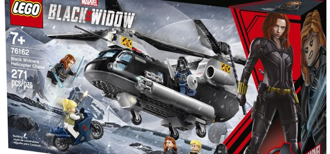 LEGO Marvel 76162 Black Widow