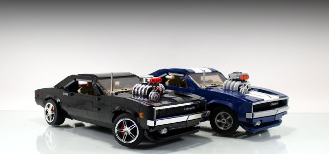 LEGO 10265 Dodge Charger RT