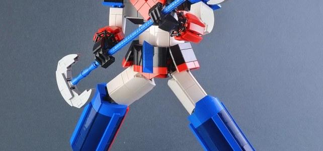 LEGO Grendizer Goldorak