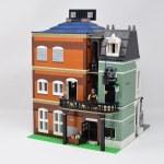 LEGO Modular New Orleans Jazz Club