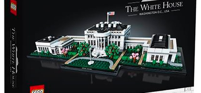 LEGO Architecture 21054 The White House