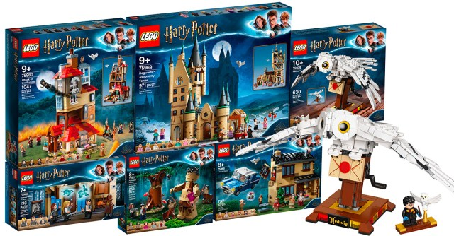 LEGO Harry Potter 2020