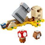 LEGO Super Mario Monty Mole Super Mushroom Expansion Set 40414