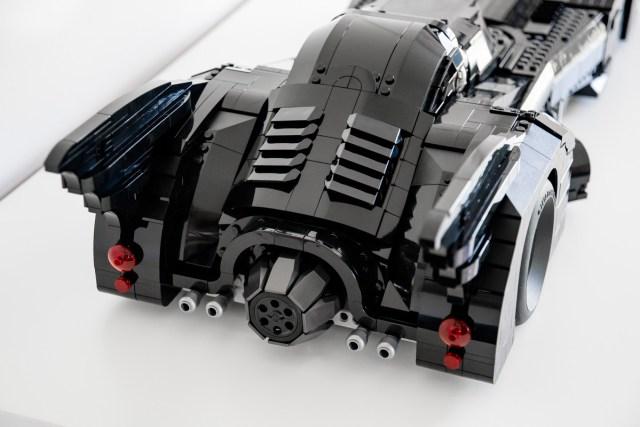 REVIEW LEGO 76139 1989 Batmobile