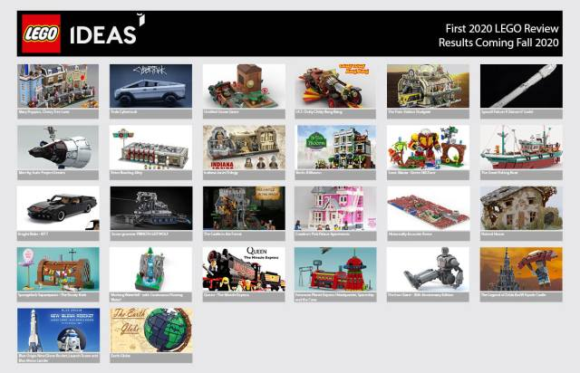 LEGO Ideas 2020 1st review