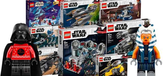 Nouveautés LEGO Star Wars du second semestre 2020 : l'annonce officielle