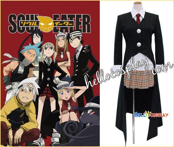 images Maka Coat soul eater cosplay maka albarn costume