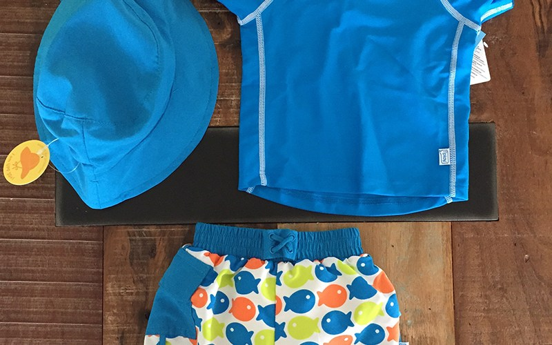 Dear Son: I Bought You some Swimming Gear