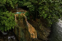 the springs resort and spa hot pool