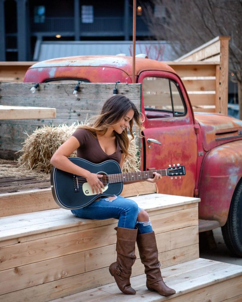 Bode Nashville Truck