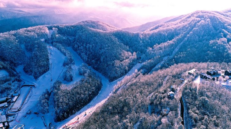 Smoky Mountains Tennessee