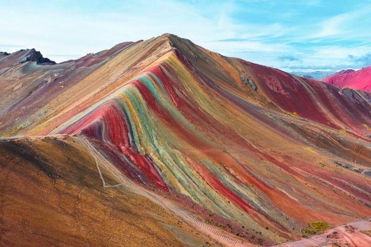 Rainbow Mountain Peru