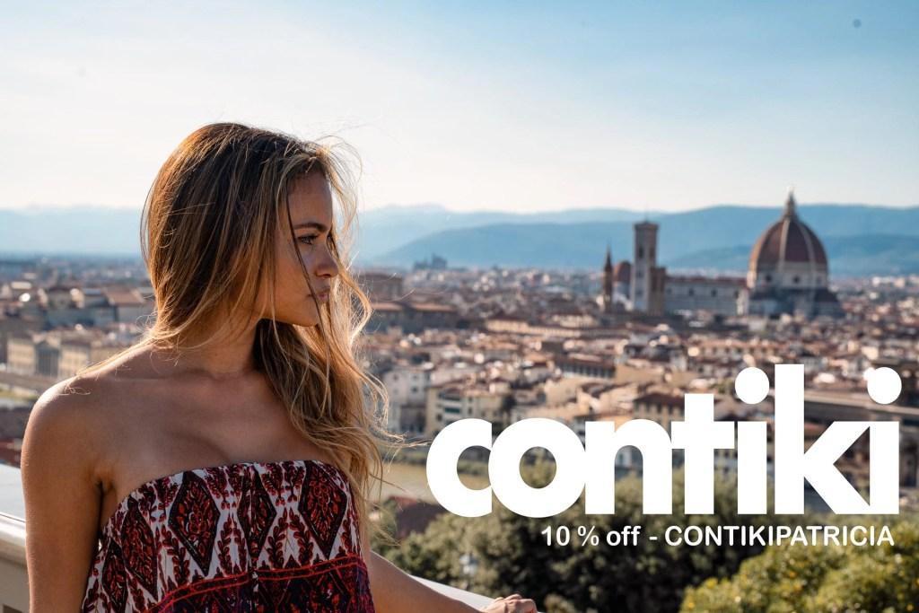 Europe Contiki 10% Discount Code