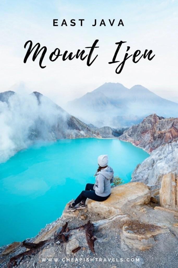 Mount Ijen View