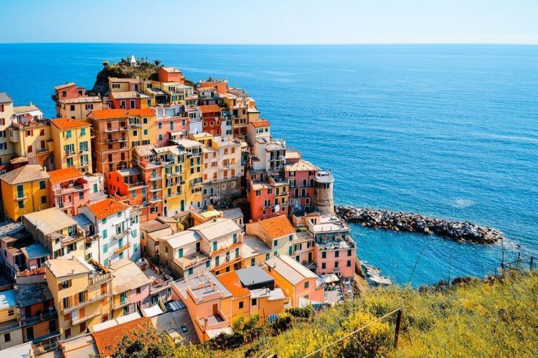 Mediterranean Quest Contiki Cinque Terre