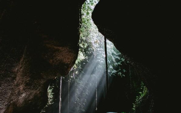 Tukad Cepung Waterfall Bali
