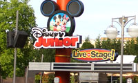 Disney Junior Live !