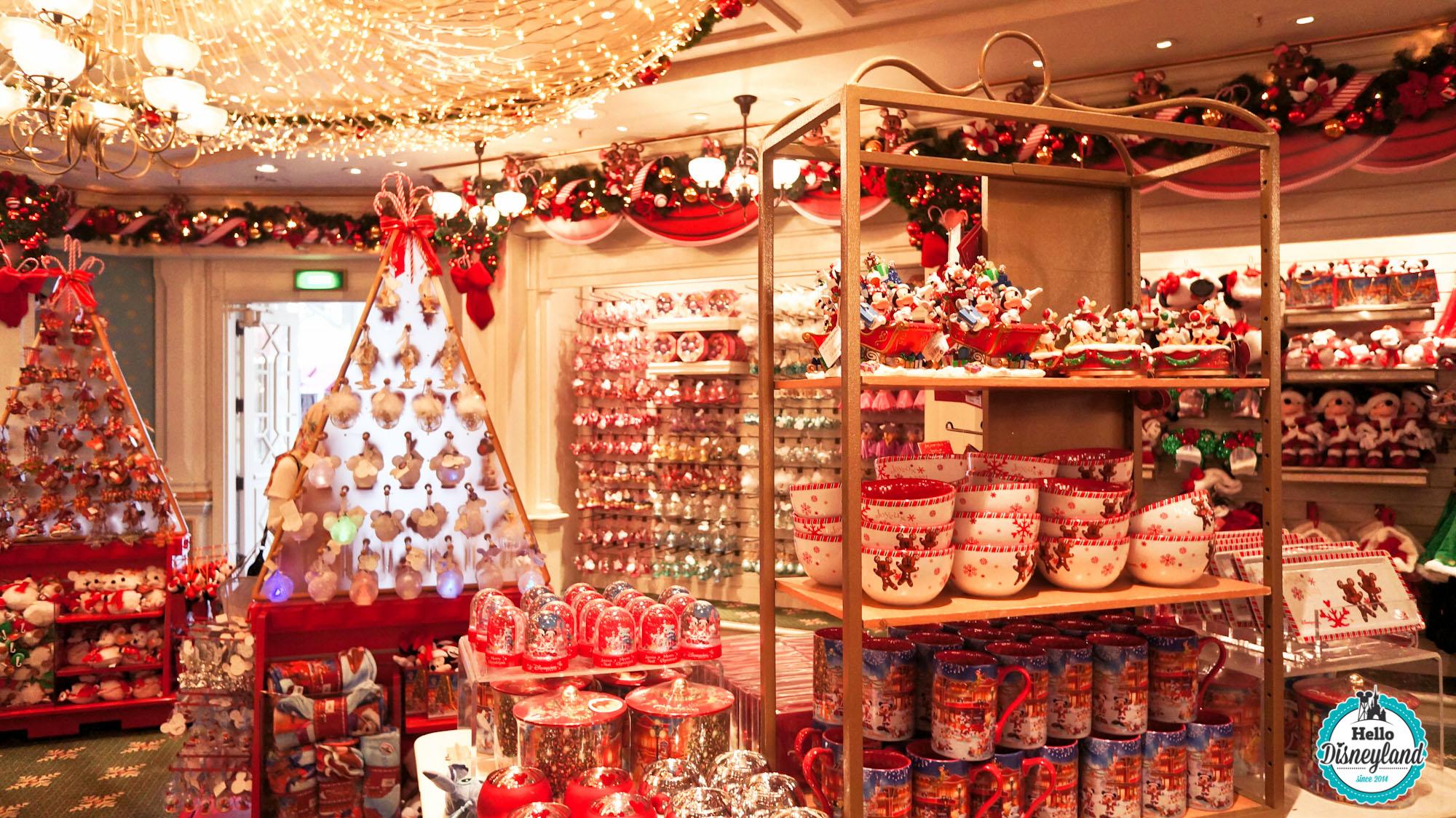 Decorations de noel paris