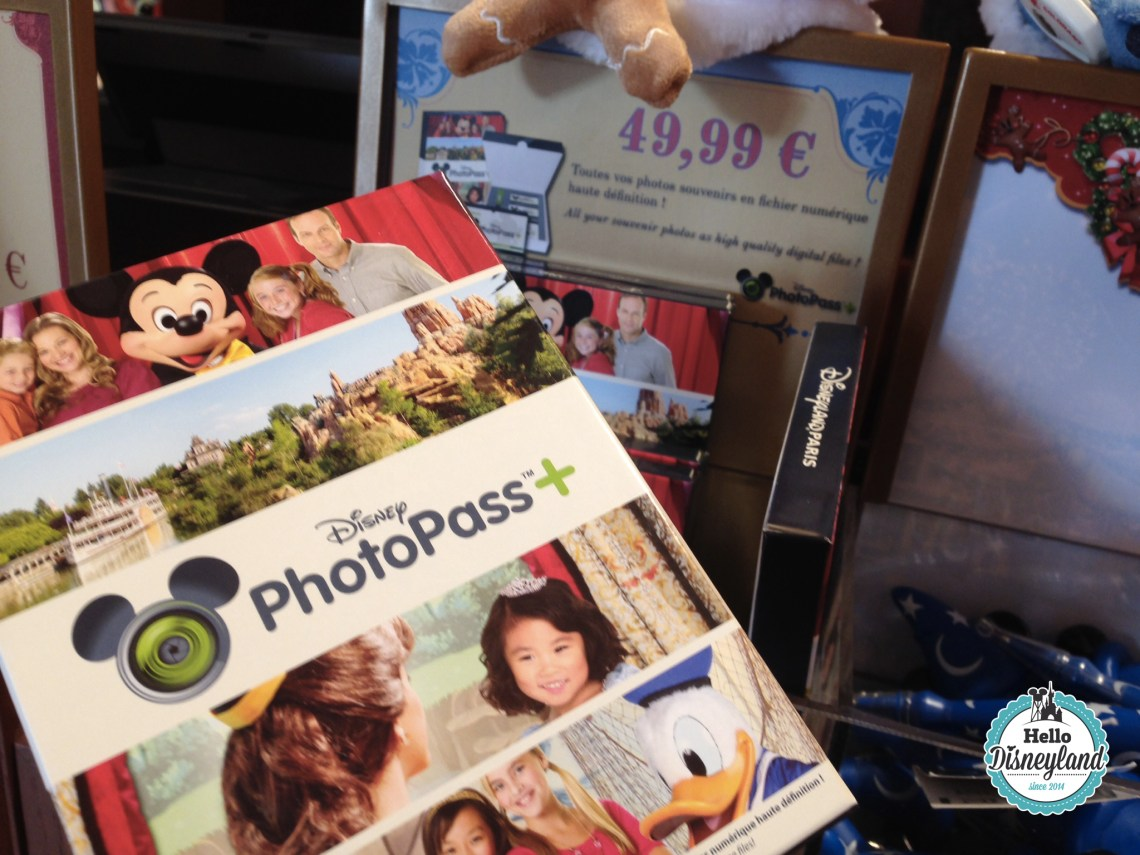 PhotoPass + Disneyland PAris Prix