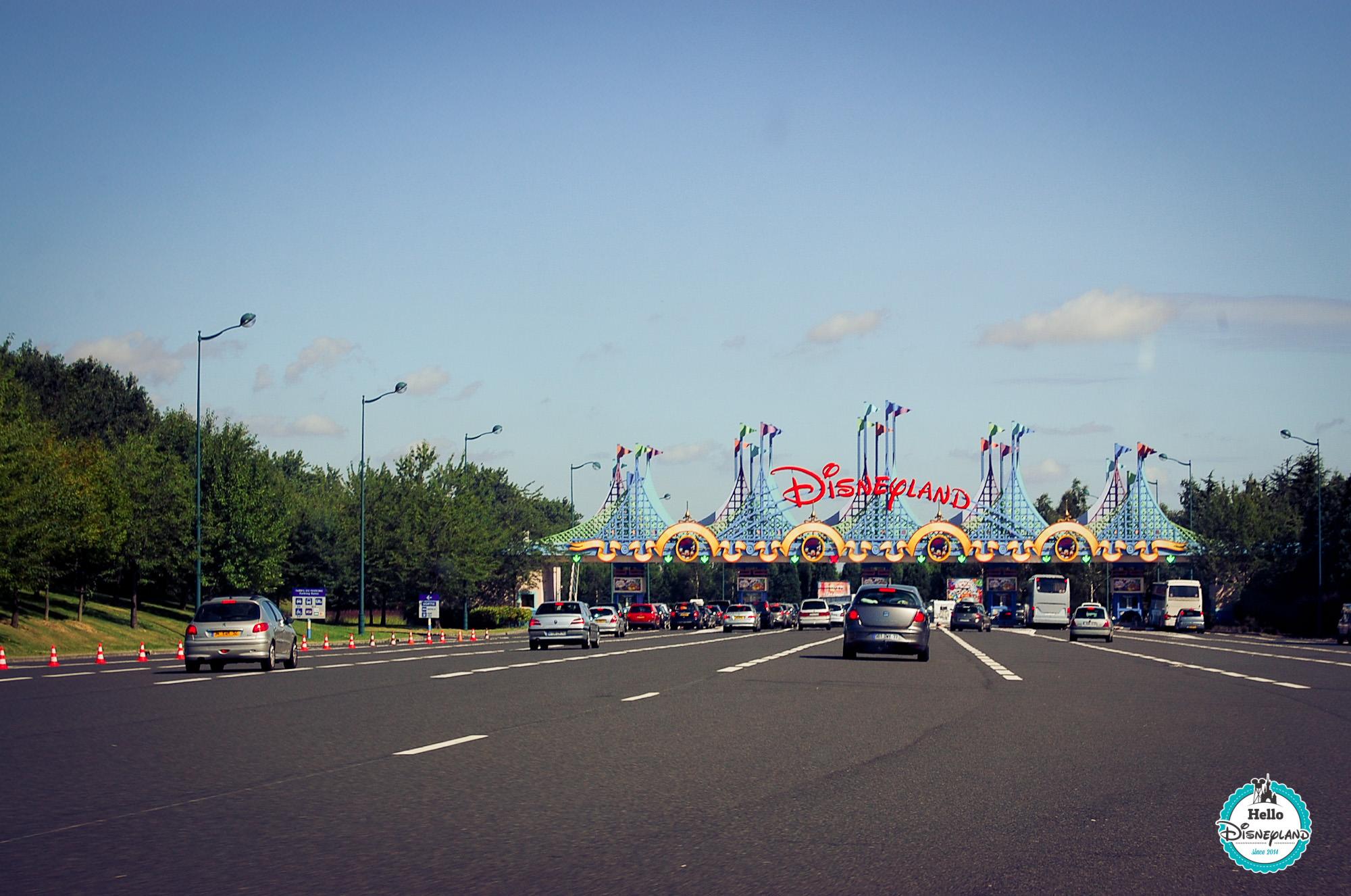 Hello Disneyland Le Blog N 1 Sur Disneyland Paris Parking