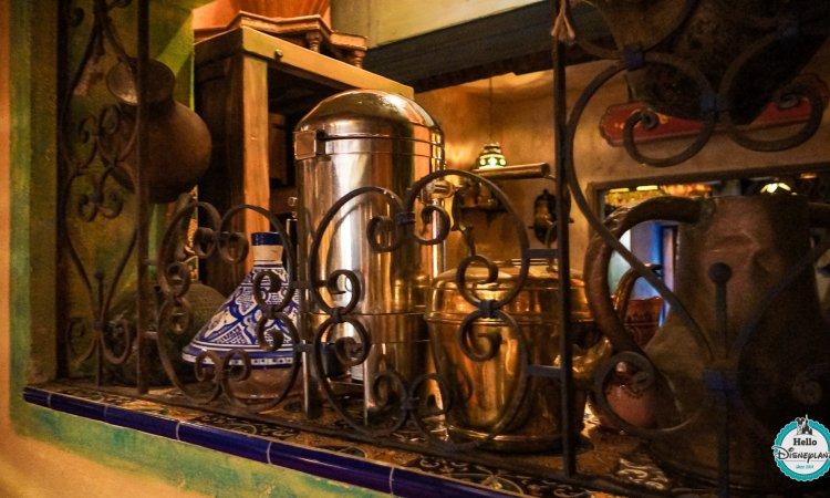 Agrabah Cafe Restaurant - Disneyland Paris
