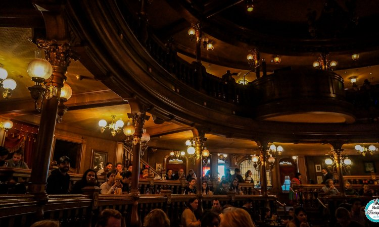 Luck Nuggets Saloon - Disneyland Paris Restaurant