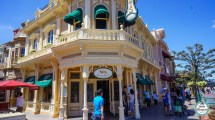 Disneyland Paris Restaurants