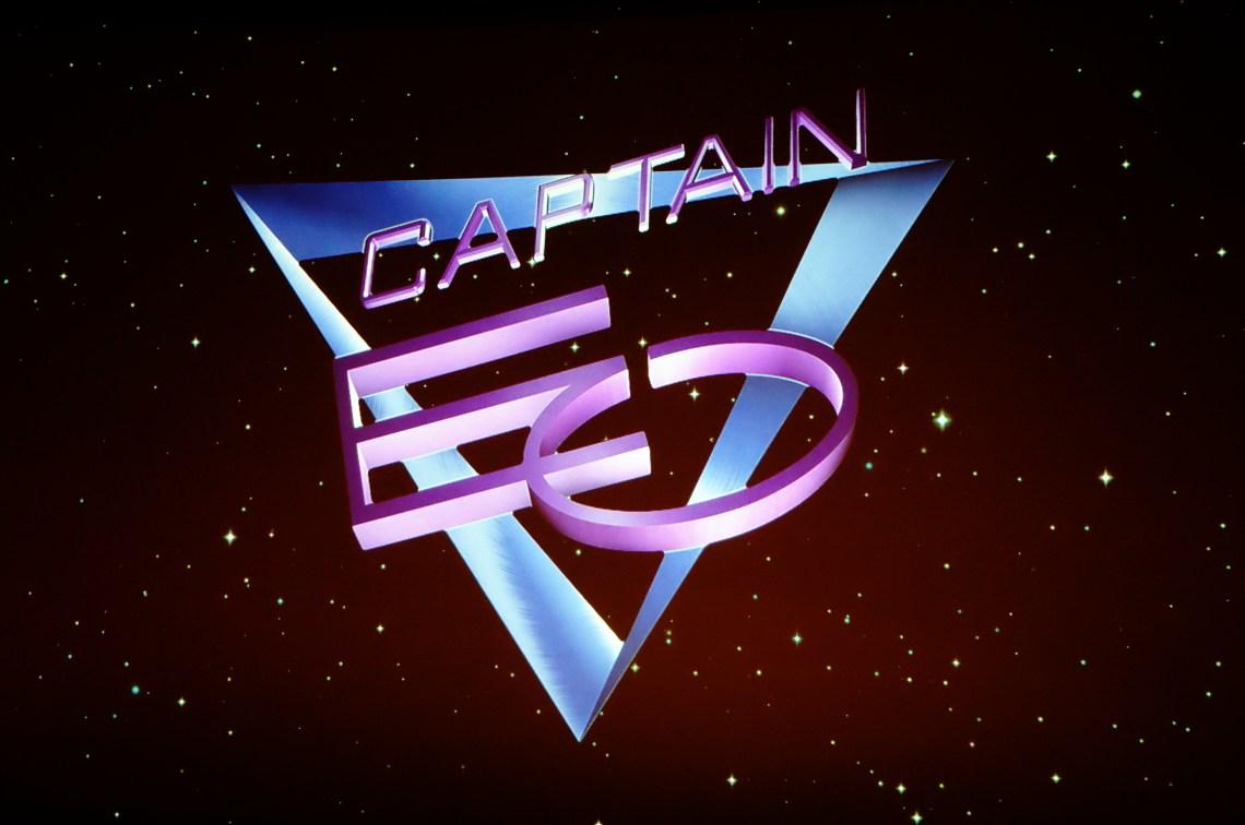 Captain Eo logo