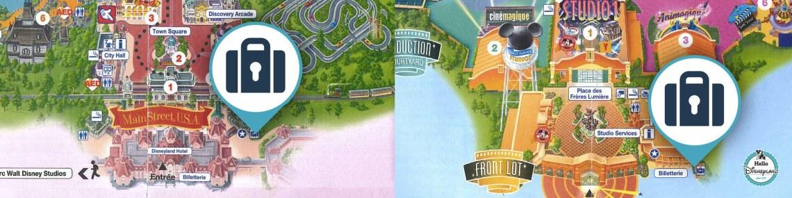 Tarif Consigne Disneyland Paris