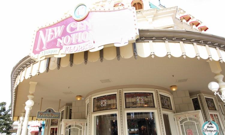 Flora's Boutique - New Century Notions - disneyland Paris Boutique