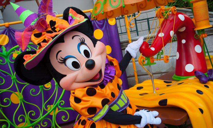 Halloween 2015 à Disneyland Paris