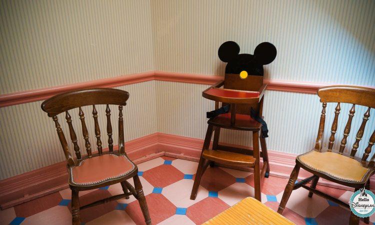 Coin Bébé & Enfants perdus à Disneyland Paris