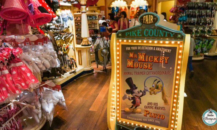 Disney and Co Boutique - Disneyland Paris