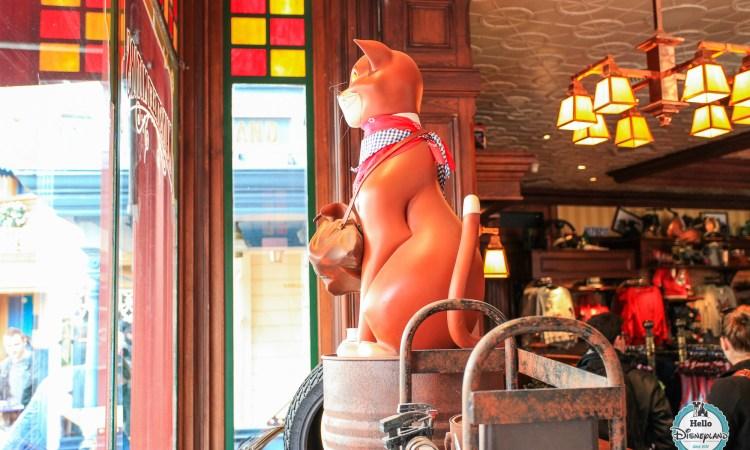 Main Street Motors Boutique Disneyland Paris