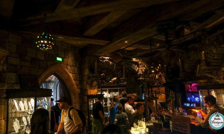 Merlin l'Enchanteur Boutique Disneyland
