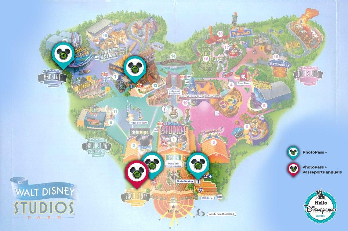 Où acheter un Photopass Disneyland Paris
