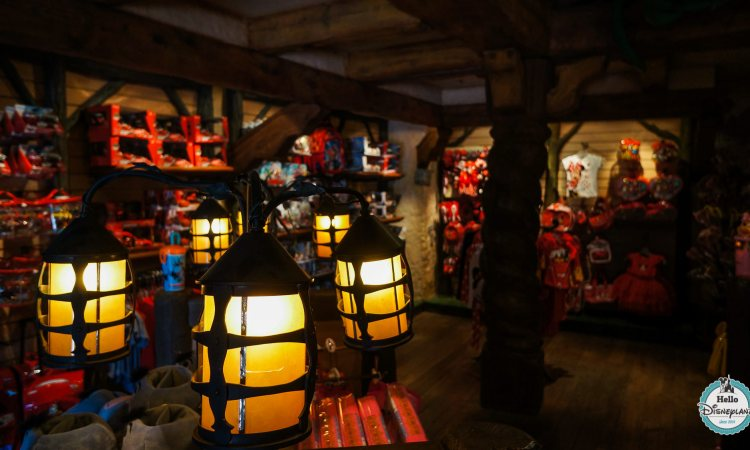 Sir Mickey's Boutique - Disneyland Paris